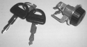 Glove Box Latch & Key